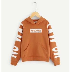 Shein worldwide hoodie
